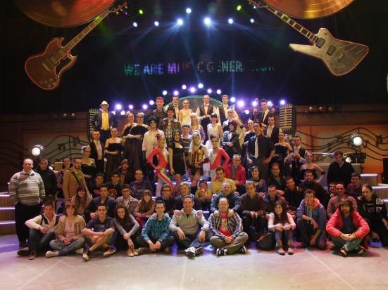 Foto Grupal en We Are Music Generation - DjJavix PAFANS