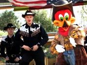 Woody On Tour