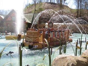 Splash Battle (Fuente: MackRides)