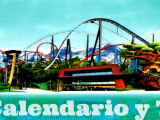 2014 PortAventura Parks | Calendario yTarifas