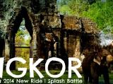 Angkor | PortAventura 2014 SplashBattle